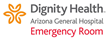 Dignity Health Arizona General Hospital Emergency Room Opens in Mesa, Arizona