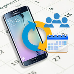 Sync Samsung Galaxy S6 with Outlook using AkrutoSync