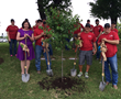 LPA Inc. Celebrates Earth Day by Planting 50 Trees at San Antonio River Walk
