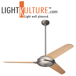 Modern Fan Company Introduces 3 new models - Flow, Torsion, Solus now available at LightKulture