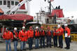 Crowley Crews Commended by Coast Guard for Assistance during Kulluk...