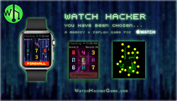Watch Hacker on the Apple Watch and Screenshots