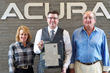 Jay Wolfe Acura earns Acura Environmental Leadership Award for Reducing Its Environmental Impact in time for Earth Day.