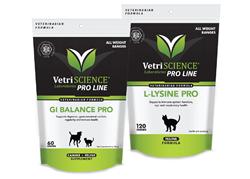 GI Balance Pro and L-Lysine Pro