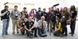 Student Film Crew With Advisors at SMPTE 2013 Annual Technical Conference & Exhibition