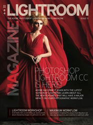 New Print Magazine for Photographers Using Adobe's Just-Released Lightroom CC®