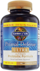 Garden of Life Primal Defense Ultra 216