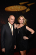Star Trek: Voyager castmates, Robert Picardo and Jeri Ryan enjoy the BritWeek Launch Party festivities