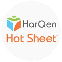 The HarQen Hot Sheet