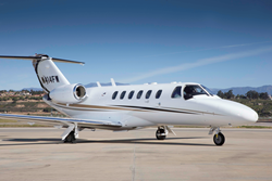 Silver Air is managing the CJ2 for a corporate partner and is actively chartering flights on this aircraft to clients traveling to – or from – Westlake Village, Thousand Oaks, Malibu and surrounding communities.