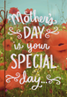 Tell Mom How You Really Feel This Mother's Day … Put Your Heart To...