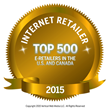 ID Wholesaler Named #466 on Internet Retailer's 2015 Top 500 Guide