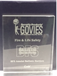 Ballistic Furniture Systems Wins 2015 Gold Govies Award