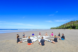 Surf Yoga Retreats | Santa Teresa, Costa Rica | Vajra Sol Yoga Adventures