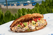 Pulled Pork Beach Bread