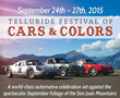 Inaugural Telluride Festival of Cars & Colors Announced for 2015