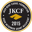 Jack Kent Cooke Foundation Good Neighbor Grant 2015 Seal
