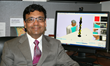 Mount Sinai's Dr. Partho Sengupta, Director of Interventional Echocardiography and Cardiac Ultrasound Research.