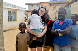Mission trip to Haiti with Raincatchers organization