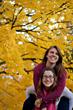Lauren Sherman and Kristina Graham, Passionate Raincatchers Volunteers