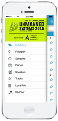 a2z Presents ChirpE Mobile App to the Association for Unmanned...