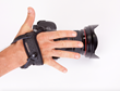 SpiderPro Hand Strap with extra security strap