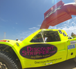 Hot off the finish line from their now second off road race adventure,...