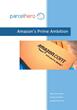 Amazon's Prime Ambition: ParcelHero's report reveals why...