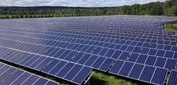 Skidmore College solar installatioin