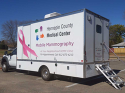 HCMC mammography unit