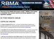 Radiology Business Management Association Launches Weekly Legislative and Policy Newsletter