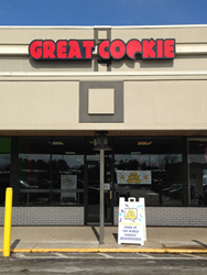 The Great Cookie Grand Opening | Liberty Court Randallstown, Maryland