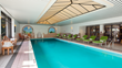 Hyatt Fairfax – Indoor Pool