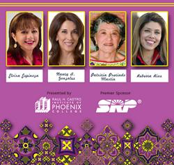 2015 Arizona Latina Trailblazers