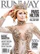 Paris Hilton graces RUNWAY Music Issue Cover 2015