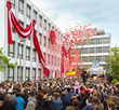 The First Ideal Org in Switzerland's dazzling history opened its doors to a grateful public on Saturday in an historic and dignitary-studded dedication ceremony in the picturesque Swiss city of Basel.