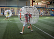 Bubbleball Inc. launches Chicago BubbleBall. Where to Play Bubble Soccer