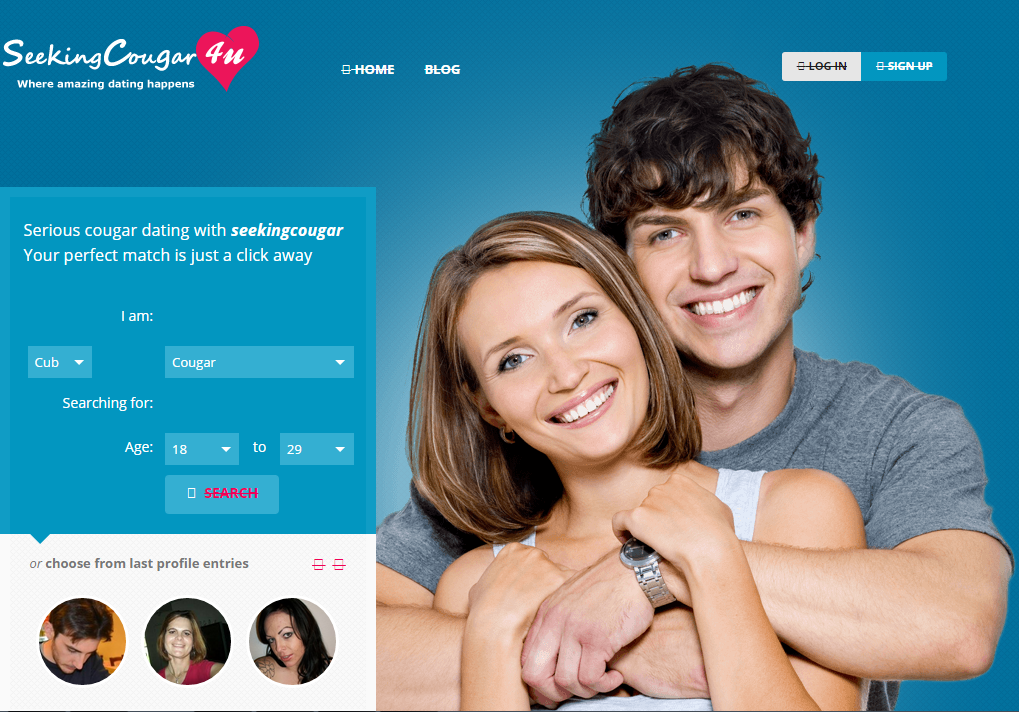 coldwater cougars dating site Someone you can love is nearby browse profiles & photos of single women in coldwater, mi join matchcom, the leader in online dating with more dates, more relationships and more marriages than any other dating site.