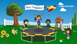 Vikan Trampolines Now Sells All Across Canada and the USA