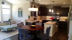 Town Centre Model Home Broadview Heights, OH - Petros Homes
