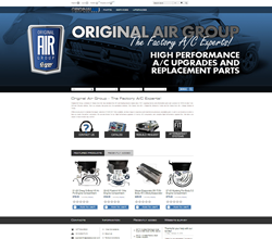 Original Air Website