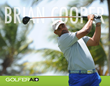 Golf star Brian Cooper recommends GolferAID