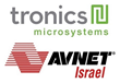 Tronics partners with AVNET Israel to expand the commercialization of its high performance inertial MEMS products
