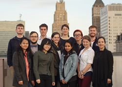 NJIT Students Named as Finalist for Global Schindler Award