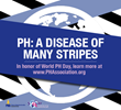 Pulmonary Hypertension Association Marks World PH Day on May 5 with a...
