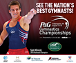 Single-session tickets for 2015 P&G Gymnastics Championships on...