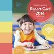2014 Digital Learning Report Card Cover