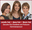 Feld Entertainment's Alana, Nicole and Juliette Feld are keynote speakers at this year's event.