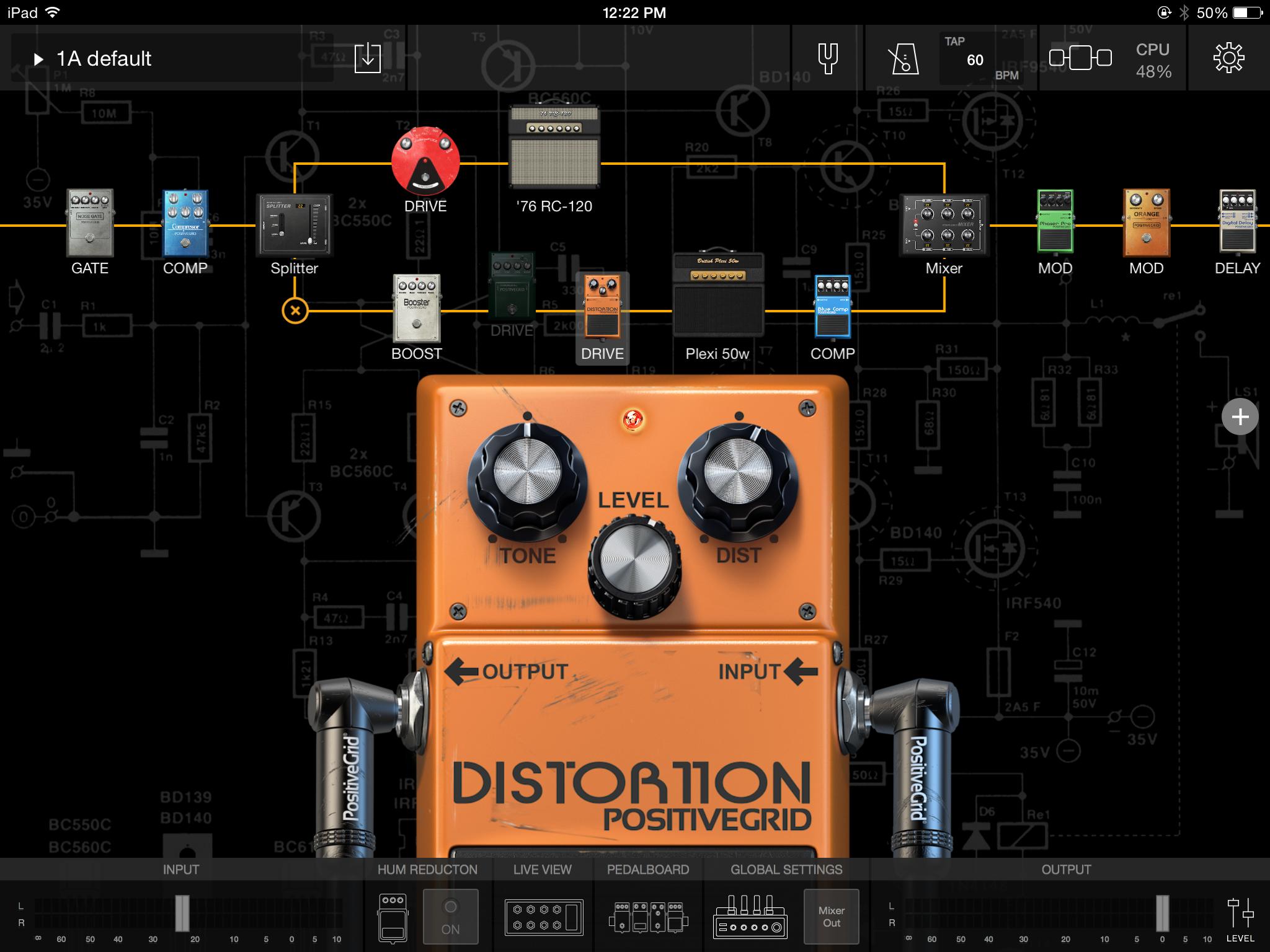 positive grid introduces bias fx world s first cross platform guitar effects app gives. Black Bedroom Furniture Sets. Home Design Ideas