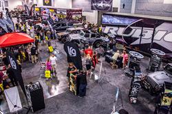 4 Wheel Parts Truck & Jeep Fest Bilstein shocks Fuel wheels
